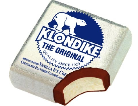 What would u do for a Klondike Bar?