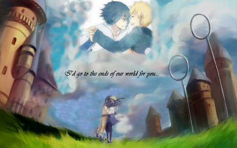Your Opinion On Banner!Warning:SasuNaru, banner for story, crossover... you have been warned!