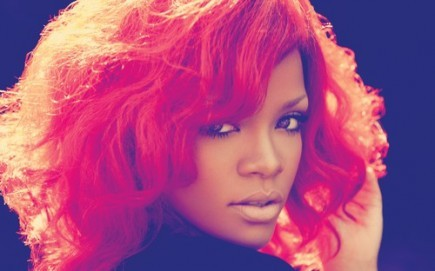 ***Post a picture of Rihanna with red hair***
