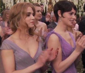 Do u think Alice an Rosalie r really close as sisters?