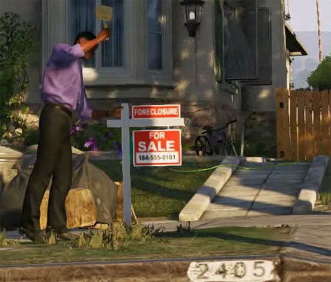 What's the thing tu would like to see most in Grand Theft Auto V?