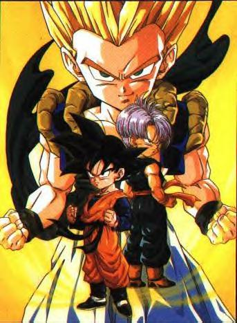 goten and trunks are a garet figth duo do آپ know مزید garet duos?