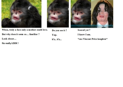 hola my fellow MJ fans, one of my friends who is gone now had publicado me this picture and it's really cruel and disturbing, could any of tu give your opinion on my old friend's pic?