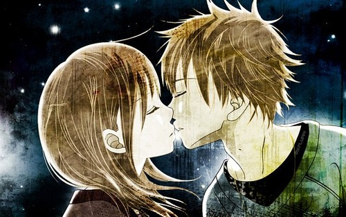 Post the most epic anime kiss! <3 heshima for everyone :)