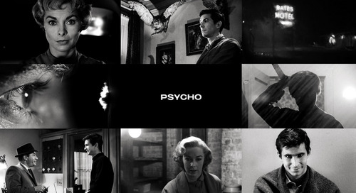 psycho movie 1960 essay