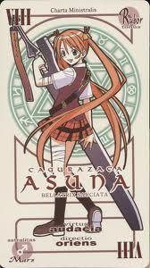 Post a pic of an Anime character with arancia, arancio hair!