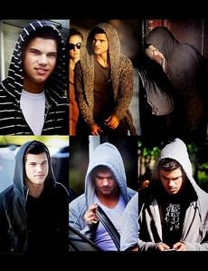 Post Taylor wearing a hoodie :)