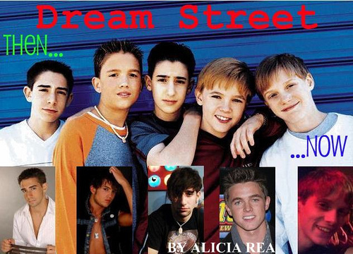 Dream Street: Who is the second guy here?
