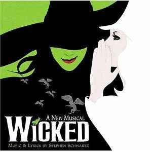 can you list favorite wicked songs from favorite to least favorite?