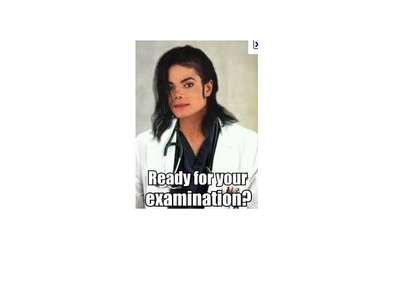what if mj was your docter