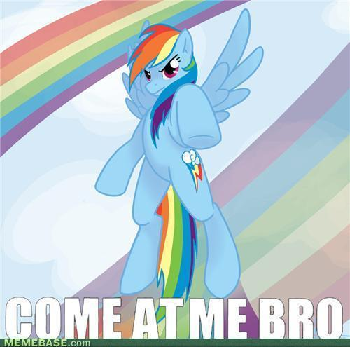 Question for my fellow Bronies.
