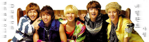 what is favorite colore of shinee korean band