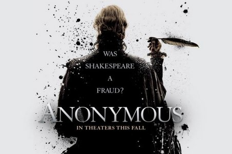 What did আপনি think of the movie ''Anonymous''?