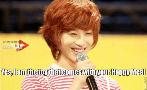 what's your favorite aspect of taemin?