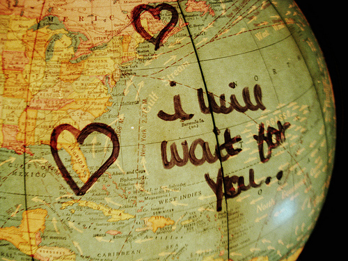 What do you think about Distance Love? Do you believe in it?