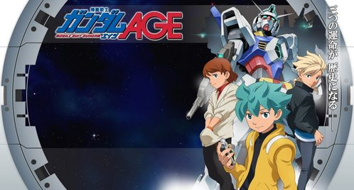 if there any tagahanga of mobile suit gundam age..please sumali this~!