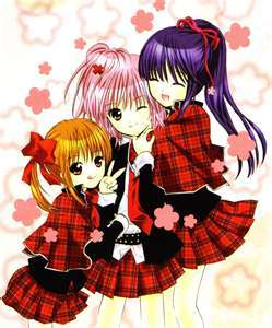 """Post a pic of your favorite """"best friend"""" anime characters - Anime ... Best Friends Holding Hands Girls"""