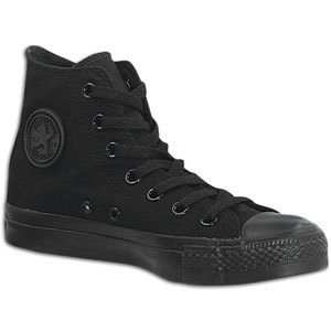 How much are all black Converse shoes????