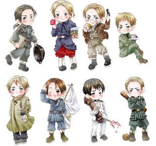 I just loved the mostra Hetalia Axis Powers - Incapacitalia do te know of a funny mostra like that