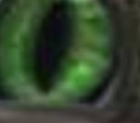 Whose eye is this?
