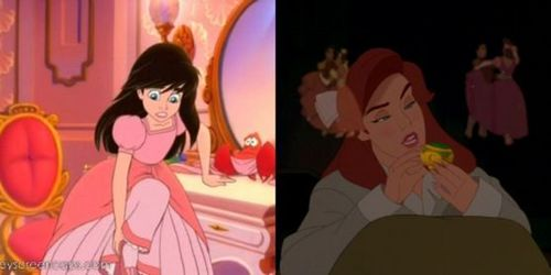 What's Your juu 10 Most Beautiful Childhood Animated Heroines?