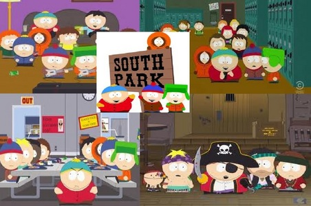 SOUTH PARK SEASON 16 PREMIERE PARTY!!!!!
