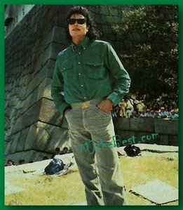 xin chào MJ những người hâm mộ happy St patricks day.Send me pictures of Michael wearing green. Thanks :) heres one from me :)