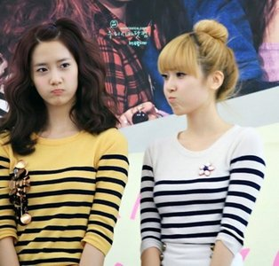 Post a pic of SNSD member pouting