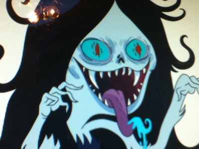Dosen't Adventure Time have a better vampire then Twilight?