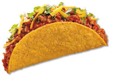 Do あなた like my taco?