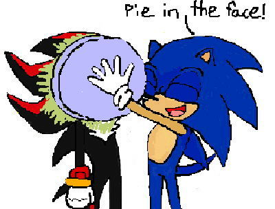Guess what, Shadow?