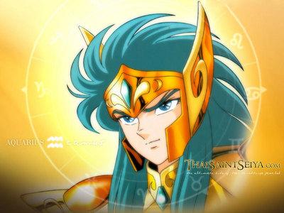 Post a fotografia of your favourite Gold Saint ♥