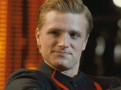 Do Du think that Peeta Mellark is sexy?