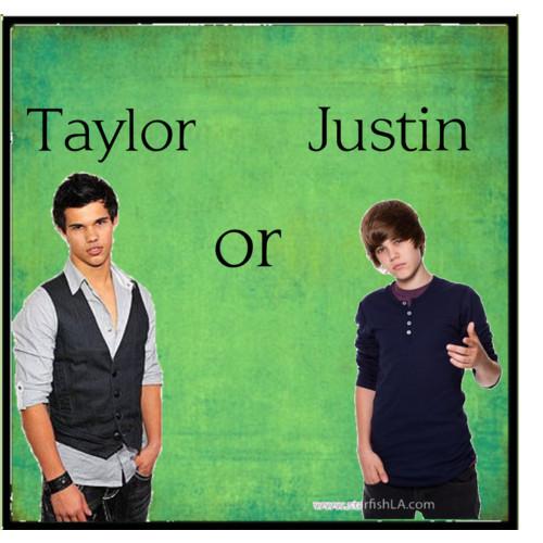 Justin bieber or......