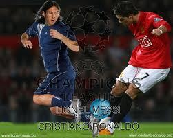 Lionel Meesi o Cristiano Ronaldo.Who is your favourite?