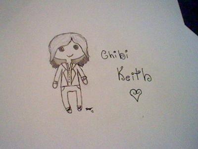Do you like my drawing~?