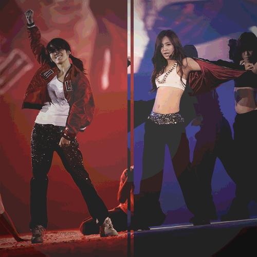 (CONTEST) Hyoyeon VS. Yuri
