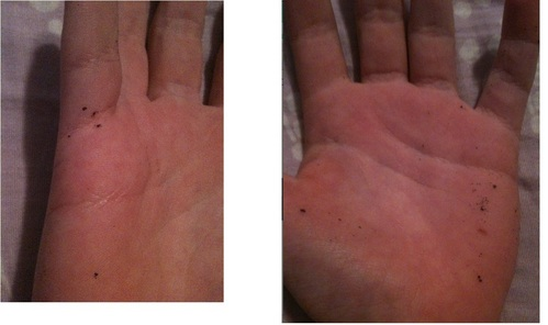 What the heck is wrong with my hands? D:/
