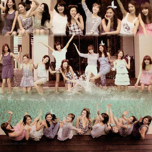 Please rank 1-9 the Sexiest in snsd. :D