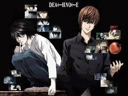 Ok. I'm on like frigging episode 4 of Death Note, but why does L always have his thumb in his mouth?