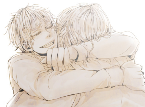Post a picture of France and England hugging