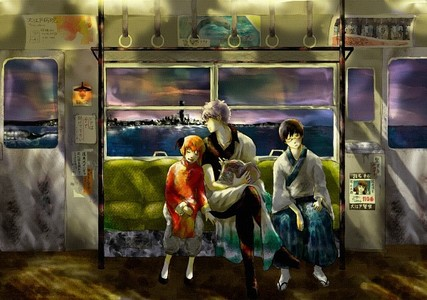 XxXWhat's your favourite picture of Gintama?XxX