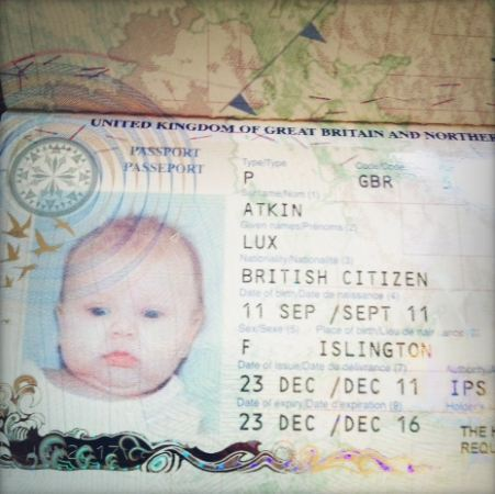 What Is Luxs Middle Name Does She Even Have A