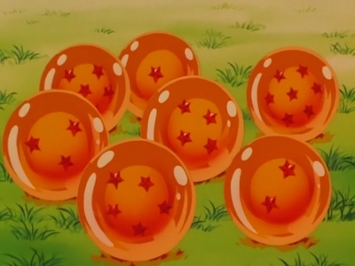 All Dragon Balls Gathered: What's your wish?
