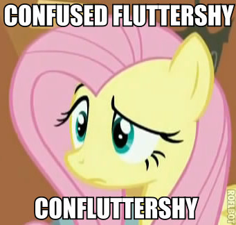 Are wewe a ConFluttershy?