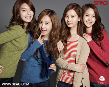 Who you like more? Sooyoung, Yuri, Seohyun or Yoona??