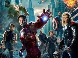 Your OC goes to see The Avengers, what is their reaction?