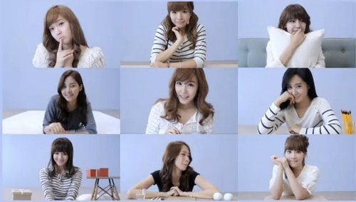 in snsd who has the most beautiful hair????