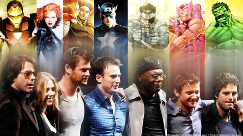 Who is your favorito character in The Avengers and why?