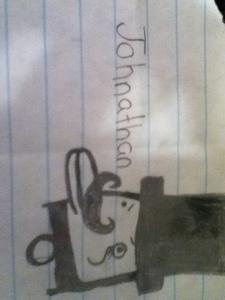 Is this bata I drew cute?